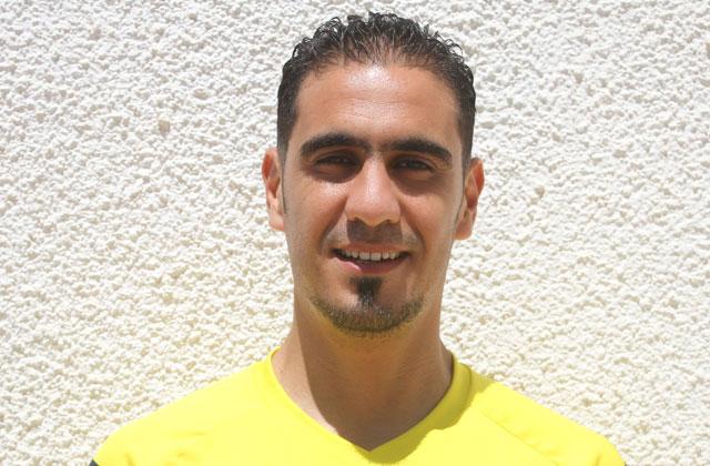 الحكم بن براهم لإدارة مباراة الأولمبي ضد جمعية الخروب